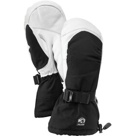 Hestra Army Leather Extreme Mitt black/offwhite